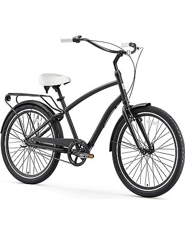 d82677cfc81 sixthreezero EVRYjourney Men's Hybrid Cruiser Bicycle, 26