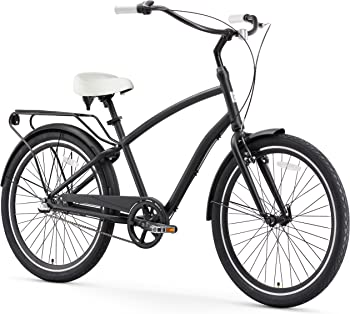 Sixthreezero EVRYjourney Men's 26-Inch Hybrid Cruiser Bicycle