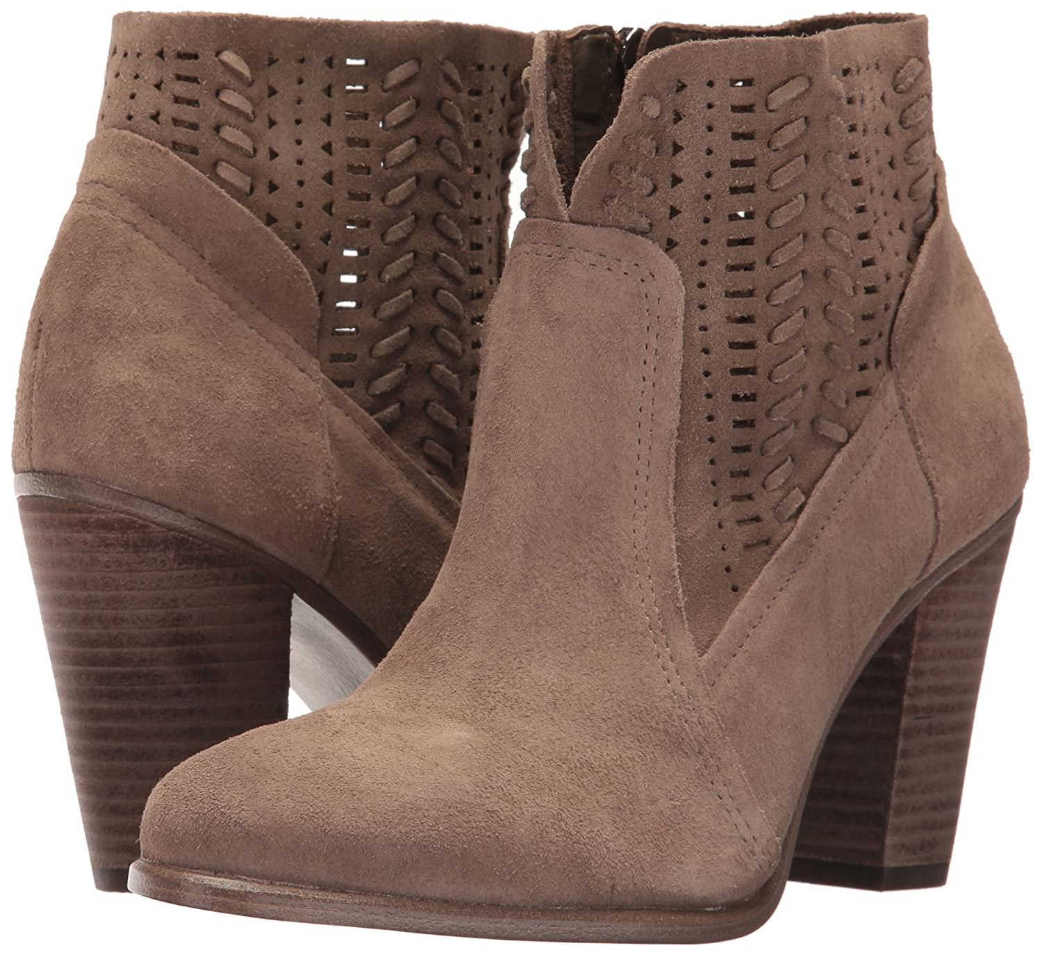 Vince Camuto Women's Fenyia Ankle Boot B0725W82H6 5.5 B(M) US|Foxy