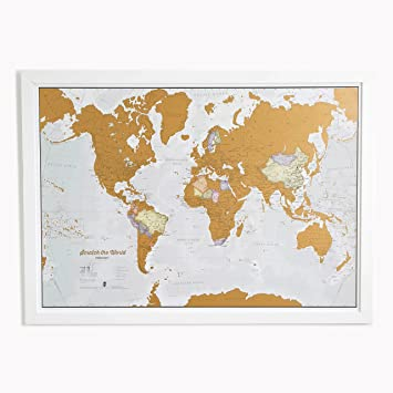 Scratch The World Map Print Scratch Off Places You Travel - Scratch off us state maps with pencil