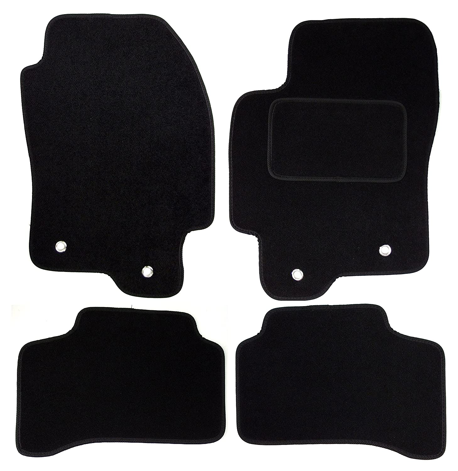 Easimat fed21363 Tailored Carpet Car Mats 4pc