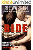 Ride (Alpha Male Romance): In Between the Covers (Carolina Bad Boys Book 2)