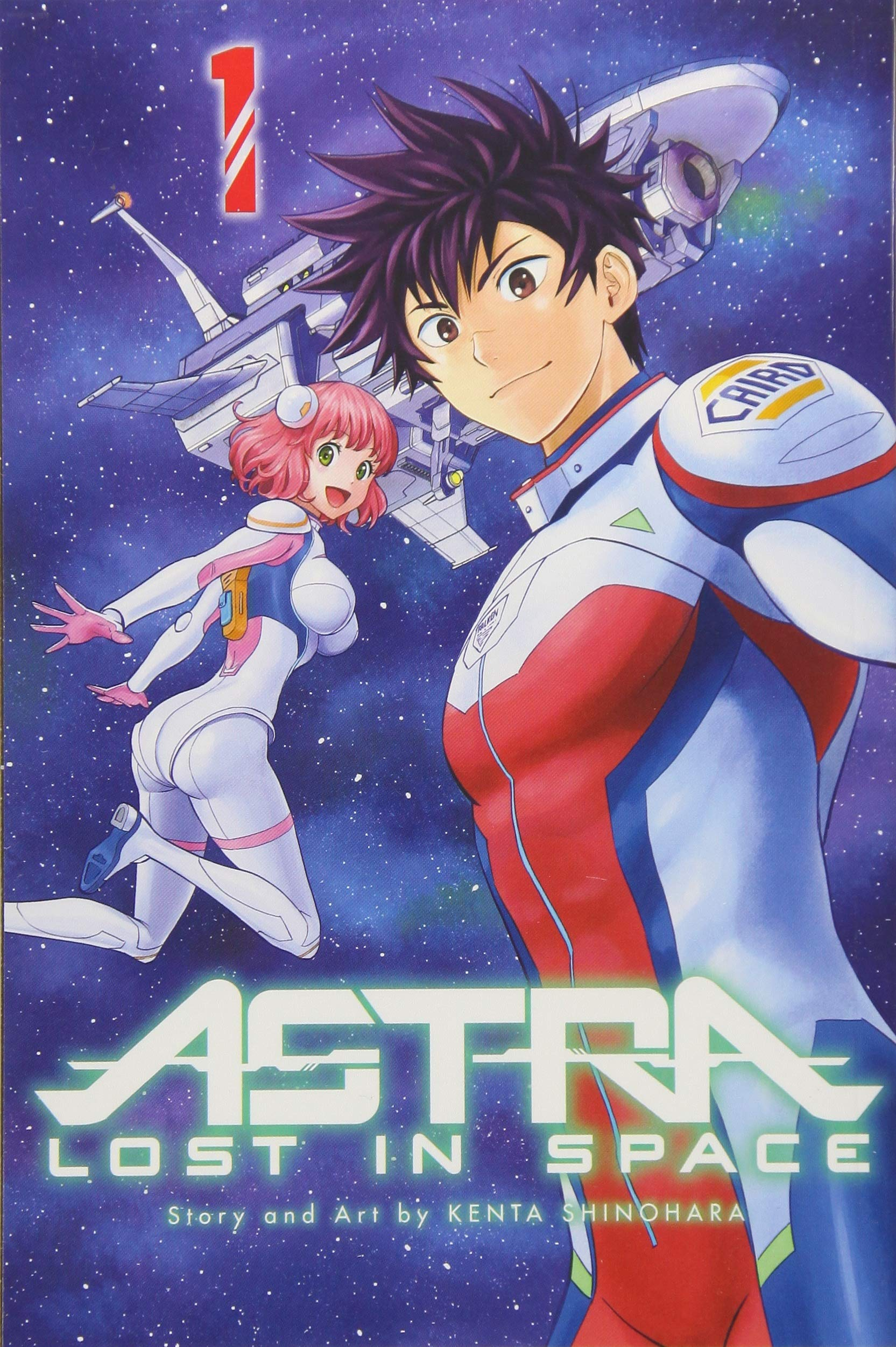 Image result for astra lost in space manga