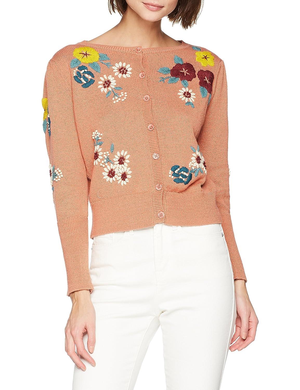 Intropia Damen Jacke Pink Rosa 509 u9wMaIrA billig www