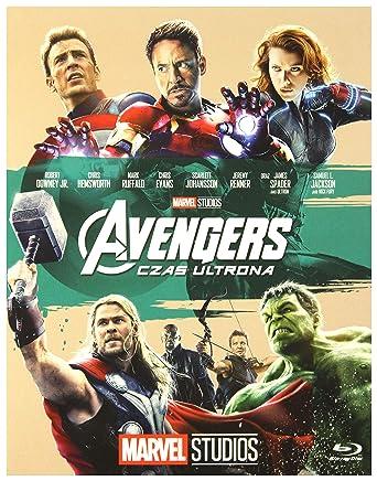 Avengers: Age of Ultron Blu-Ray Region Free IMPORT No hay versión ...