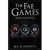 The Fae Games: Books 3-5 Urban Fantasy Romance Collection
