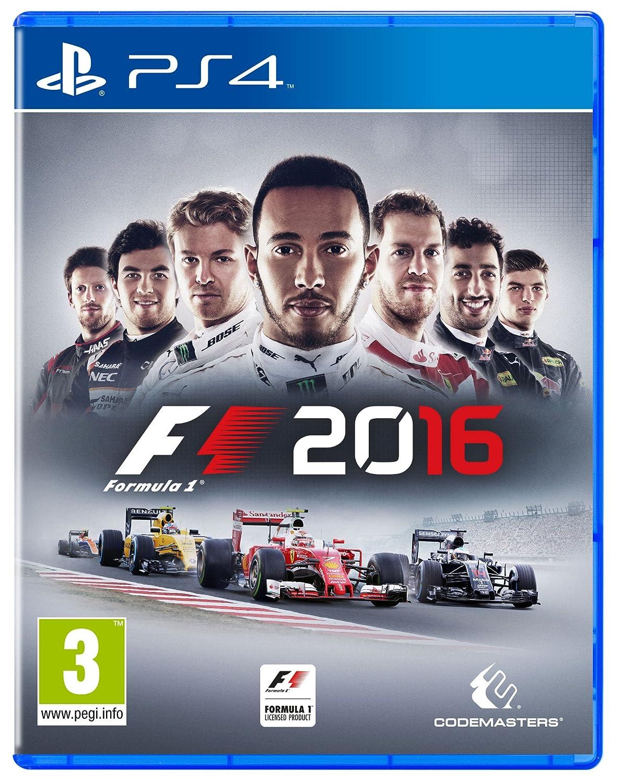 F1 2016 [Importación Inglesa]: Amazon.es: Videojuegos