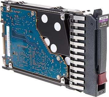 HP HDD 72GB SAS 15K 2.5