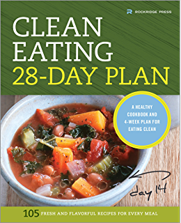 Clean eating made simple a healthy cookbook with delicious whole the clean eating 28 day plan a healthy cookbook and 4 week plan forumfinder Images