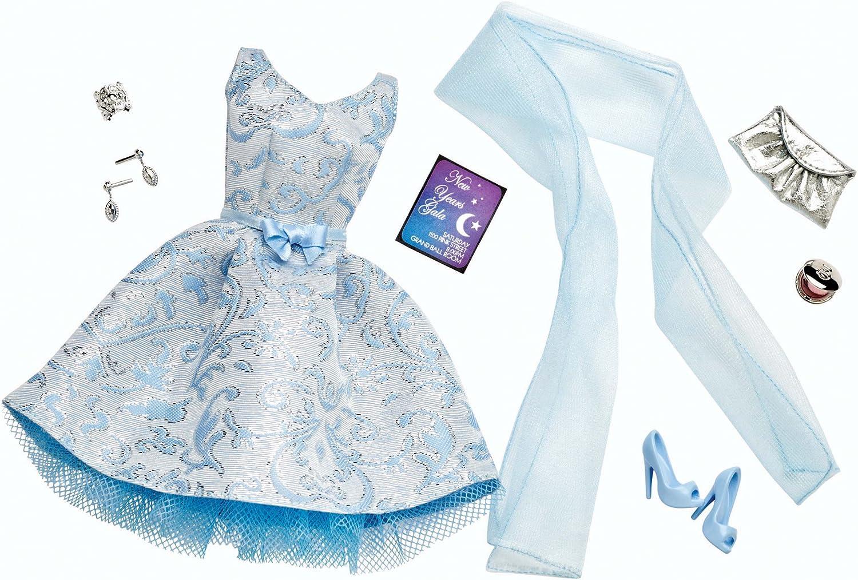 Amazon.es: Barbie Collector – The Look colección: Vestido de Fiesta Fashion Pack: Juguetes y juegos