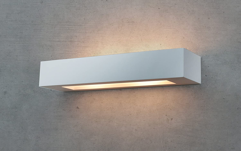 PanderLights MADRID Wandleuchte Wandlampe Gipslampe: Amazon.de: Beleuchtung