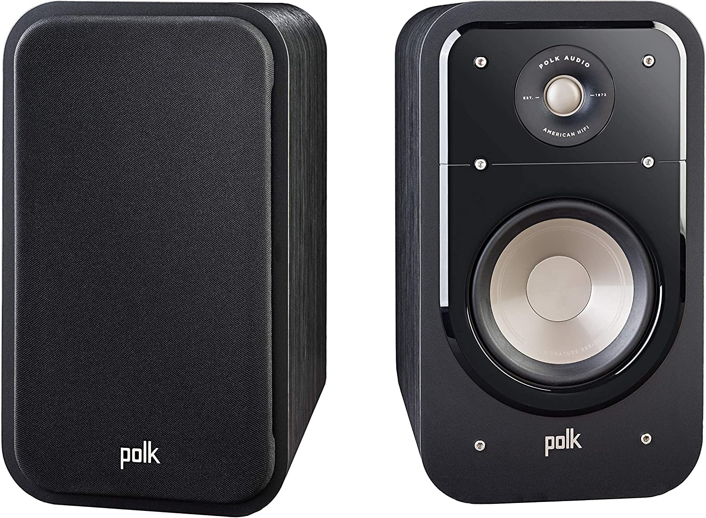 Análisis Altavoz Polk Audio S20 Signature