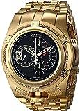Invicta Men's 16956 Bolt Analog Display Swiss Quartz Gold Watch