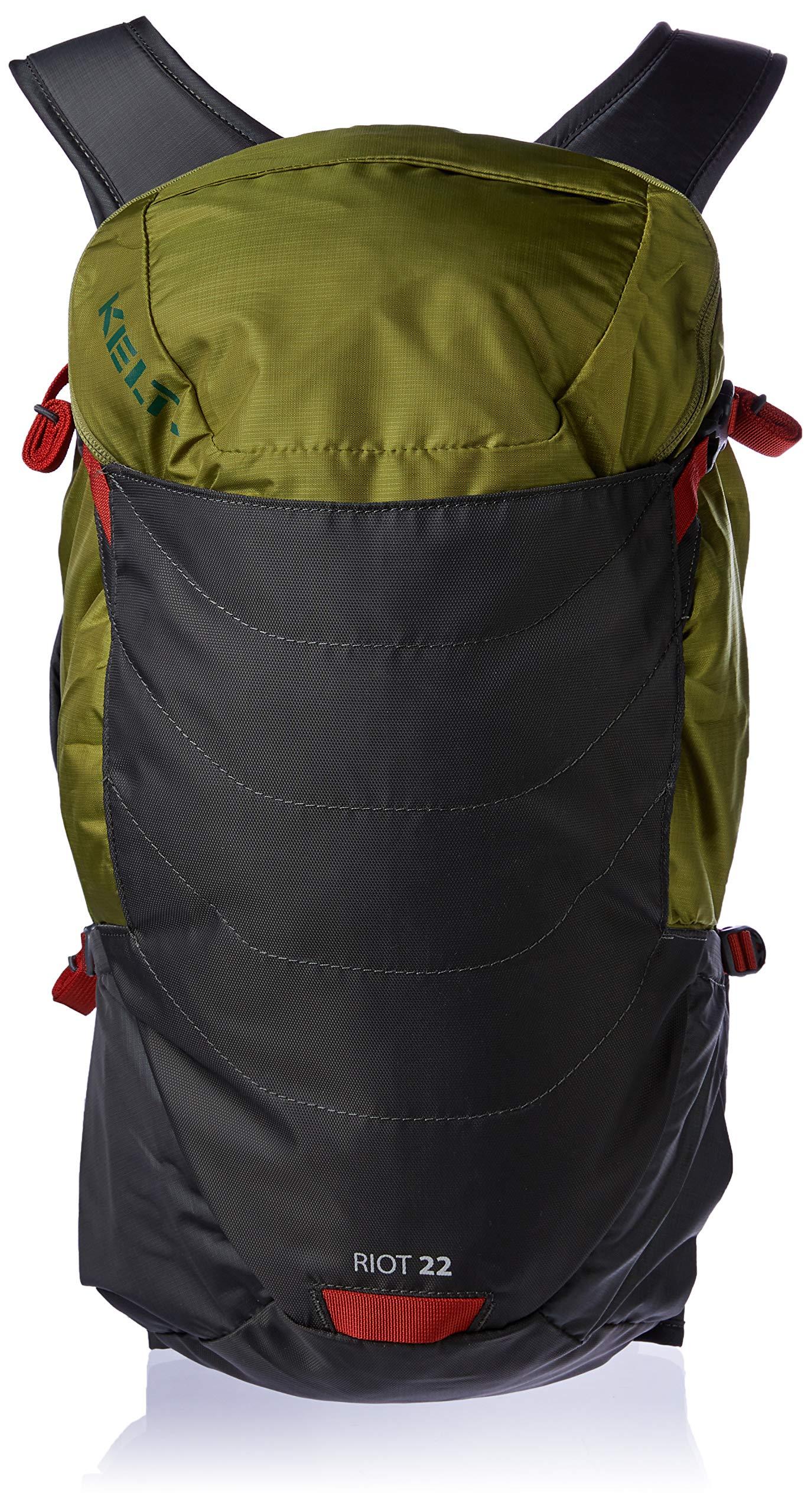 Kelty Riot 22 Backpack, Woodbine