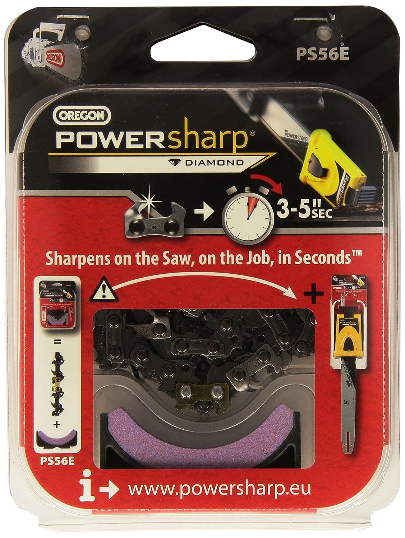 OREGON 542314-16-Inch Powersharp Bar Con Sacapuntas Para 56 ...