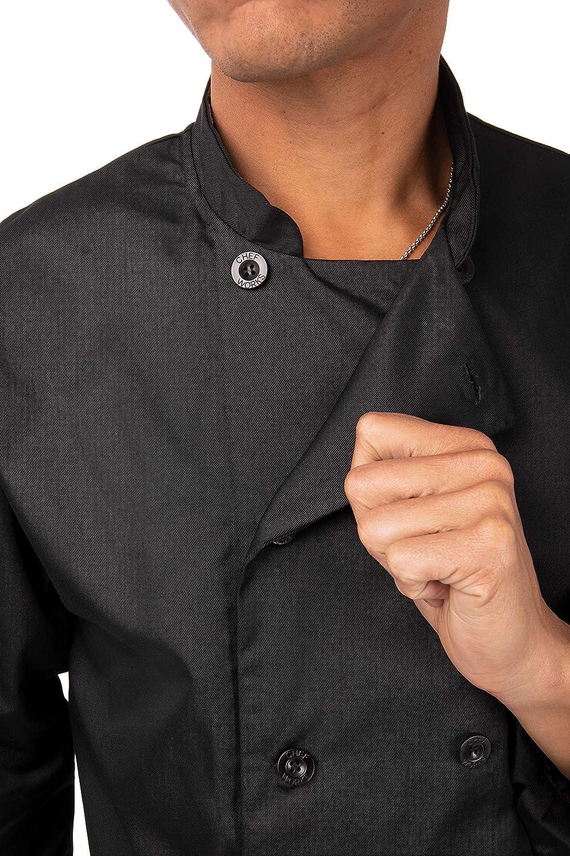 Chef Works Mens Bastille Chef Coat Bast