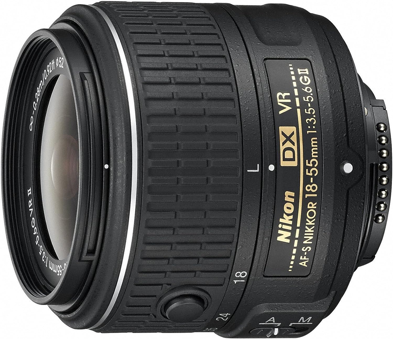 Nikon Af S Nikkor 3 5 5 6 18 55 G Vr Ii Jaa820da G Vr Camera Photo