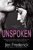 Unspoken (The Woodlands Book 2)