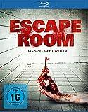 Escape Room - Das Spiel geht weiter [Blu-ray]