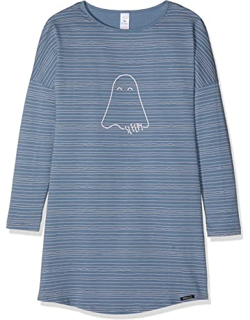 Skiny Cosy Night Sleep Girls Sleepshirt Langarm, Camisón para Niñas