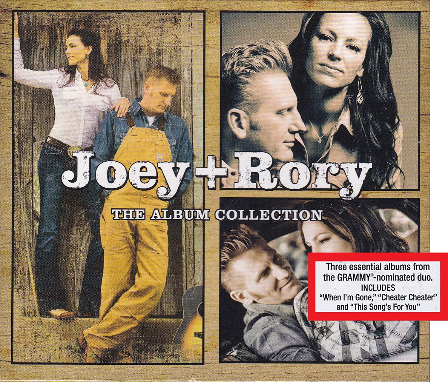 Amazon.com: Joey + Rory: The Album Collection: JOEY & RORY: Cell ...
