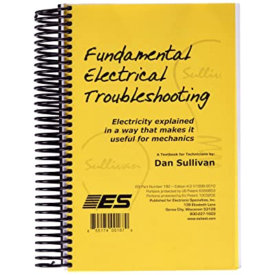 Electronic Specialties 182 Fundamental Electrical Troubleshooting Book: Automotive