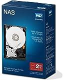 WD Red 2TB NAS Desktop  Hard Disk Drive - Intellipower SATA 6 Gb/s 64MB Cache 3.5 Inch