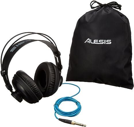 Alesis SRP100 Cuffie da Studio Professionali di Riferimento e Monitoraggio e11bd49660be