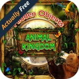 Hidden Object Animal Kingdom - Animals Worldwide Objects Pic Puzzle Seek & Find Time Travel Adventure FREE Game