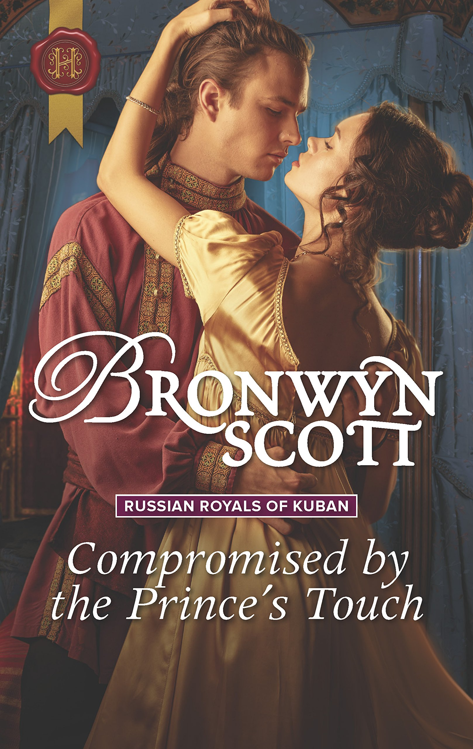 Compromised by the Prince's Touch (Russian Royals of Kuban) ebook