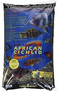CaribSea Aquatics Eco Complete African Cichlid Black Sand
