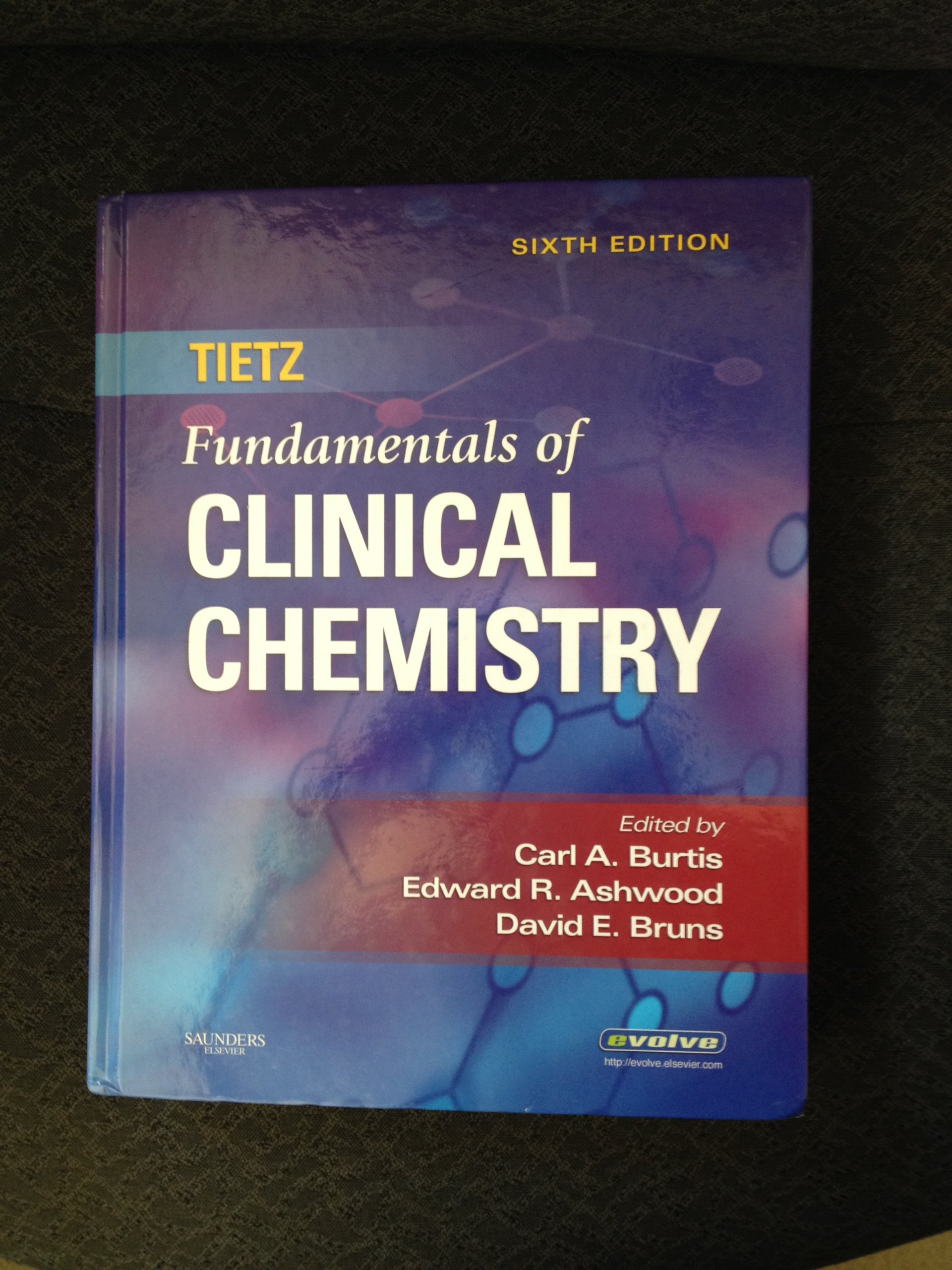 Tietz Textbook Of Clinical Chemistry Pdf