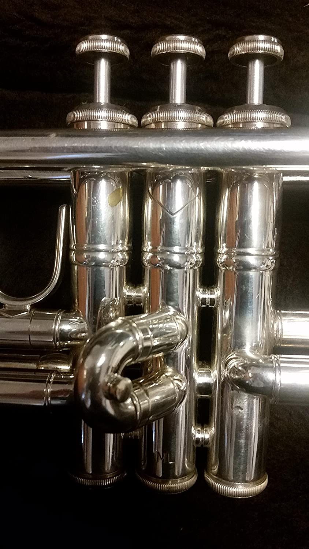 NEW Lacquer Light Genuine Bach Bb Trumpet 2nd Valve Slide Large Bore Med