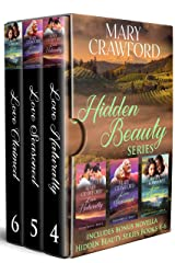 Hidden Beauty Series 4-6 (Hidden Beauty Collection Book 2) Kindle Edition