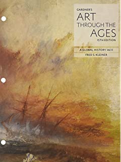 bundle gardners art through the ages backpack edition book e modern europe and america loose leaf version 15th lms integrated for mindtap art 2 terms 12 months printed access card