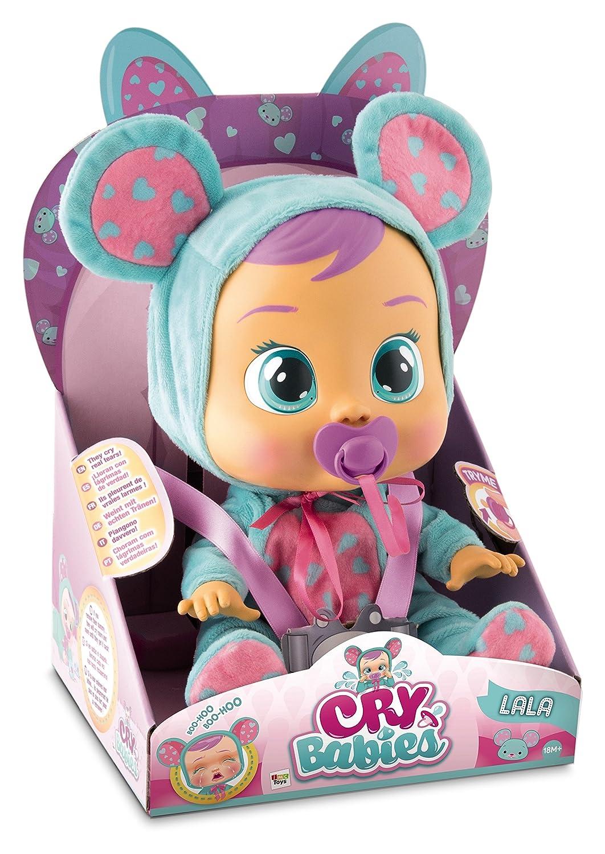 IMC Toys Bebés llorones Lala multicolor