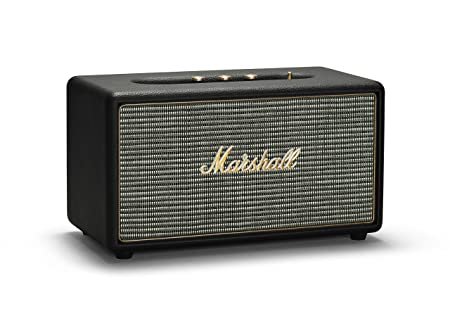 The 8 best marshall stanmore portable bluetooth speaker black