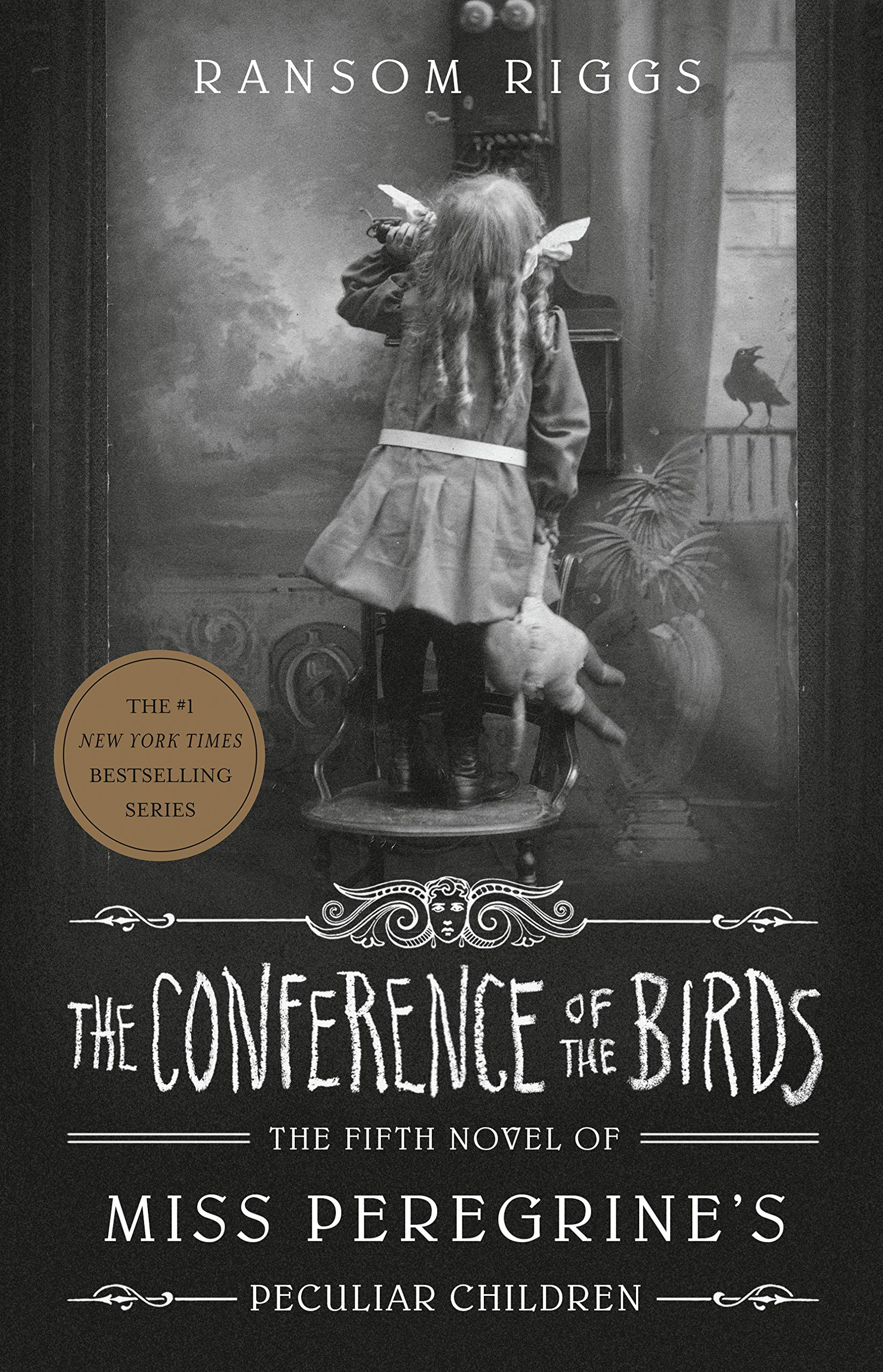 Amazon.com: The Conference of the Birds (Miss Peregrine's Peculiar  Children) (9780735231504): Riggs, Ransom: Books