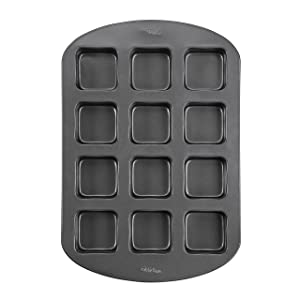 Wilton Brownie Bar Pan, 12-Cavity