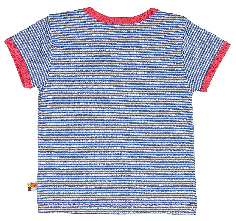Ringel T-Shirts loud proud Baby-M/ädchen