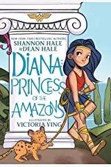 Diana: Princess of the Amazons Kindle Edition