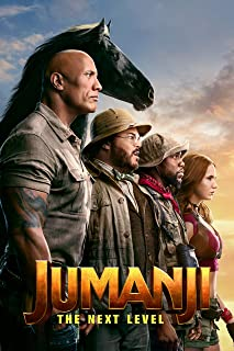 Book Cover: Jumanji: The Next Level