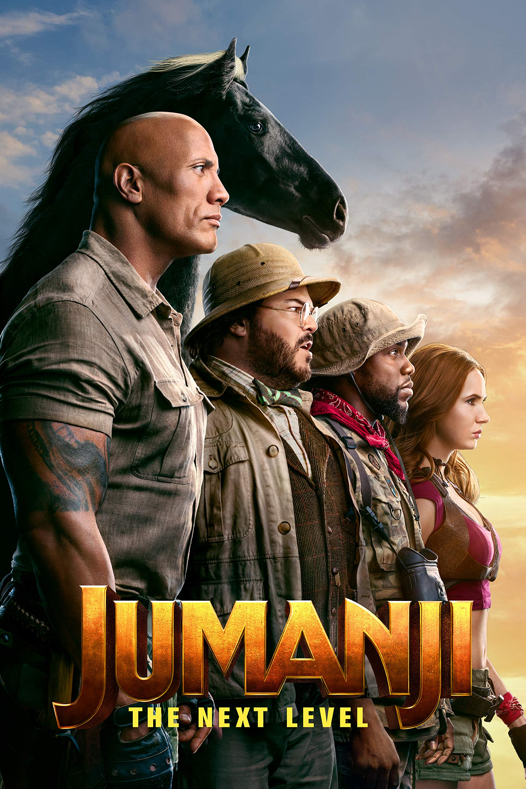 Book Cover: Jumanji: The Next Level