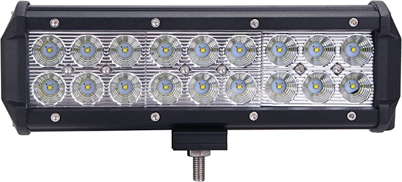 4 ROW 42INCH 2400W LED WORK LIGHT BAR SPOT FLOOD TRUCK SUV OFF ROAD Tractor 4WD