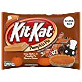 KitKat Pumpkin Pie Snack Size Crisp Wafers 9.8oz (Single Pack)