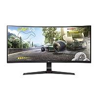 """LG 34UC89G-B Ecran PC 34"""" LED 2560 x 1080 0.03 ms HDMI/Display Port/USB 3.0"""