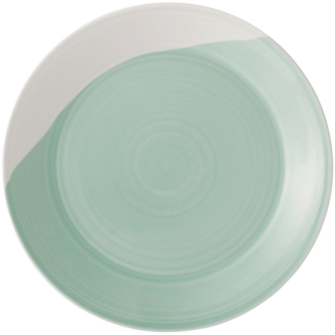 Royal Doulton Dinnerware, 1815 Green Salad Plate - Dinnerware - Dining & Entertaining - Macy's