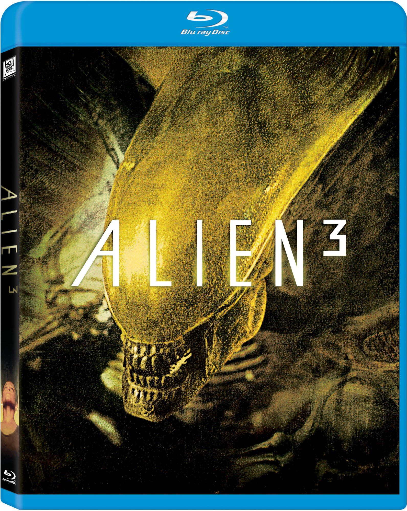 Blu-ray : Alien 3 (, Dubbed, Dolby, AC-3, Digital Theater System)