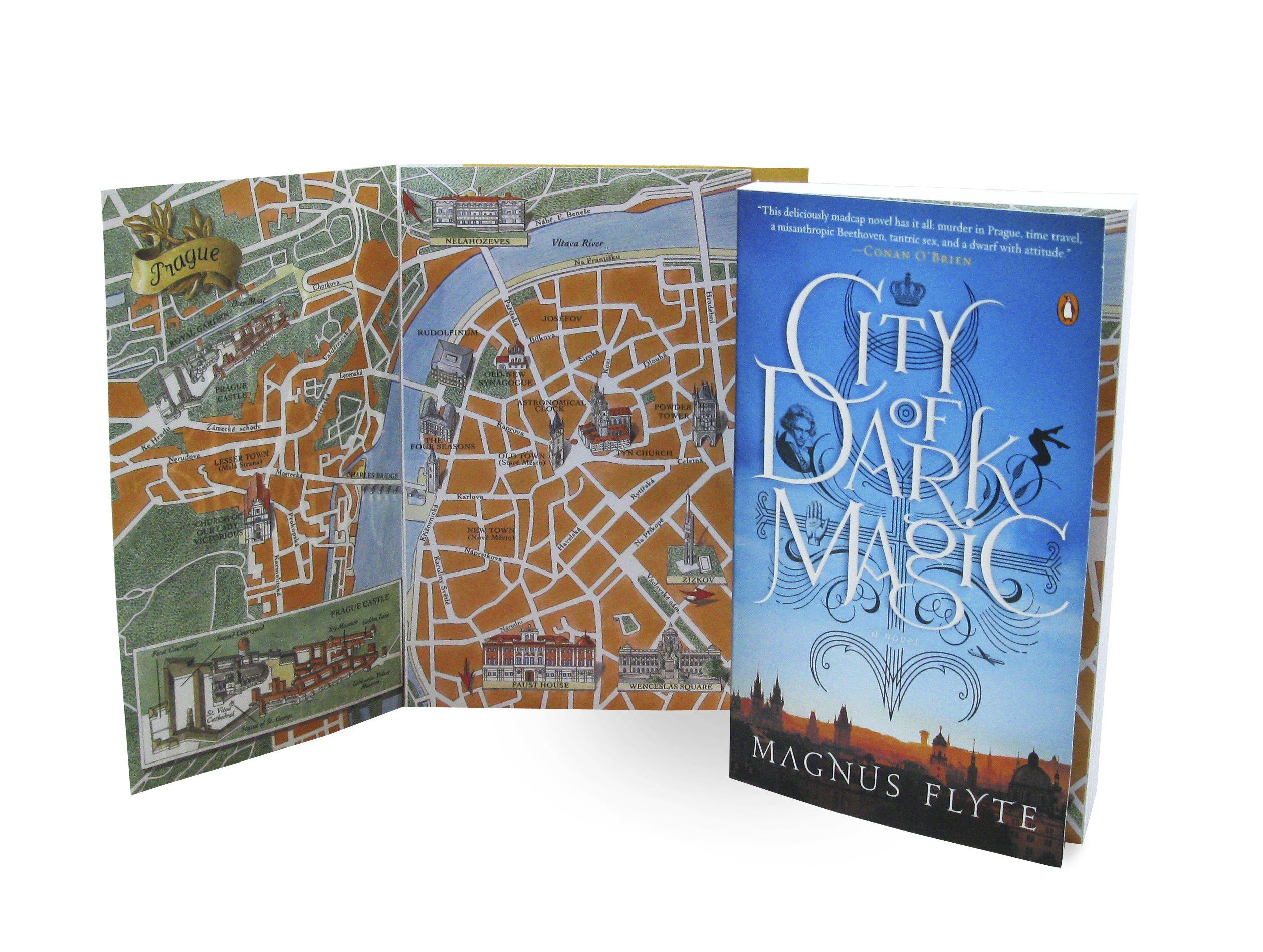 City Of Dark Magic: A Novel: Magnus Flyte: 9780143122685: Amazon: Books