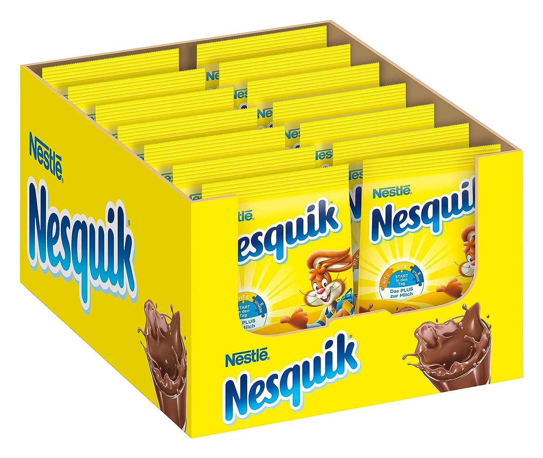 Nestle Nesquik Kakaohaltiges Getrankepulver 14 X 500g